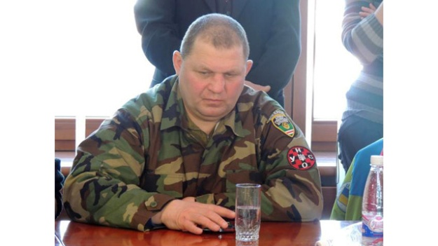 Aleksandr Muzychko, also known as Sashko Bilyi,