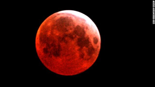 NASA: Beautiful blood moon, when lunar eclipse comes ...